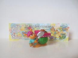 Kinder Surprise Deutch 1999/ 2000 : N° 649910 + BPZ - Montables