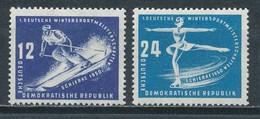 DDR 246/47 ** Mi. 16,- - Unused Stamps