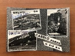 SALUTI DA CASSIO (PARMA)   1962 - Parma