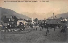 JOHANN Im PONGAU AUSTRIA~ALLGEMEINE- KULTUR AUSSTELLUNG SEPTEMBER 1907 F SCHITTER PHOTO POSTCARD 46354 - St. Johann Im Pongau