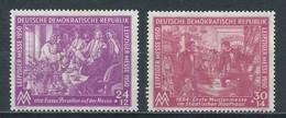 DDR 248/49 ** Mi. 22,- - Unused Stamps