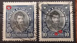 RENGIFO-10C-ERROR-VARIATION-CHILE-1915 - Chile