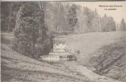 Marche-les-Dames ( Namur )  La Cascade ,( Dans Le Parc Du Chateau Des Prince D'Arenberg ) - Namen