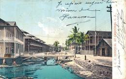 I C C HOSPITAL AT CRISTOBAL C Z - Panama