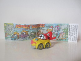 Kinder Surprise Deutch 1999/ 2000 : N° 650838 + BPZ - Montables