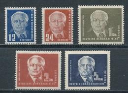 DDR 251/55 ** Mi. 120,- - Unused Stamps