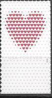 USA, 2020, MNH, HEARTS,1v - Briefmarken