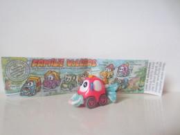 Kinder Surprise Deutch 1999/ 2000 : N° 650676 + BPZ - Montables
