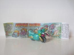 Kinder Surprise Deutch 1999/ 2000 : N° 650862 + BPZ - Montables
