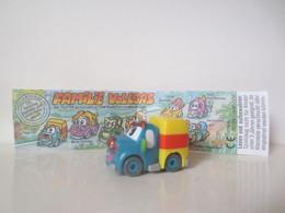 Kinder Surprise Deutch 1999/ 2000 : N° 651001 + BPZ - Montables