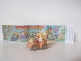 Kinder Surprise Deutch 1999/ 2000 : N° 650897 + BPZ - Montables