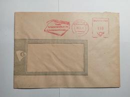Deutsche Briefumschlag  1962 - [7] République Fédérale