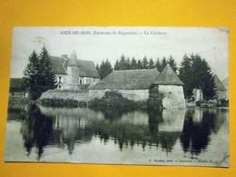 Joué Du Bois Le Château Environ De Bagnoles Orne 61,voyagée 1907,très Bel état,envoi En Lettre économique 0,95€,possibil - Francia