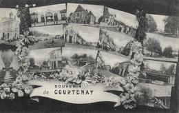 Souvenir De COURTENAY - Courtenay