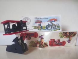 Kinder Surprise Deutch 1999/ 2000 : N° 614874 + BPZ + Stickers - Montables