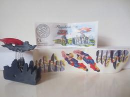 Kinder Surprise Deutch 1999/ 2000 : N° 615226 + BPZ + Stickers - Montables