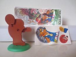 Kinder Surprise Deutch 1999/ 2000 : N° 612677 + BPZ + Stickers - Montables
