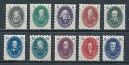 DDR 261/70 ** Mi. 140,- - Unused Stamps