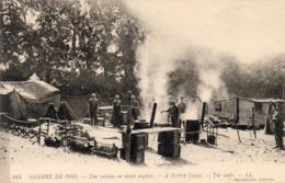 MILITARIA GUERRE De 1914 Une Cuisine Au Camp Anglais British Camp - The Cooks - Guerre 1914-18