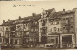 NIEUWPOORT-VILLAS SUR LA DIGUE - Nieuwpoort