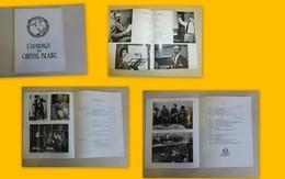 L'auberge Du Cheval Blanc, Benatzky, 1962, BOURVIL TB Programme Illustré , RARE ; L08 - Programmes