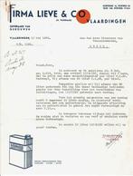 Firma Lieve & Co, Zuiveraars Van Gebouwen, Vlaardingen, 1939 - Netherlands