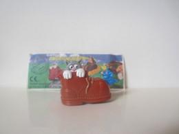 Kinder Surprise Deutch 1999/ 2000 : N° 641510 + BPZ - Montables