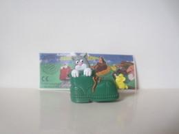 Kinder Surprise Deutch 1999/ 2000 : N° 641529 + BPZ - Steckfiguren