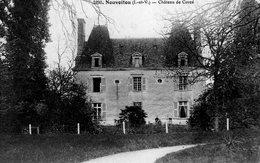Nouvoitou (35) - Le Château De Corcé. - Autres Communes