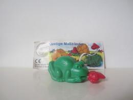 Kinder Surprise Deutch 1999/ 2000 : N° 619329 + BPZ - Montables