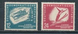 DDR 280/81 ** Mi. 20,- - Unused Stamps