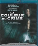 BLU RAY LA COULEUR DU CRIME Avec Samuel Jackson - Policiers