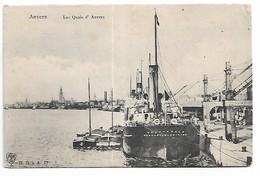 Antwerpen    Les Quais - Antwerpen