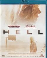 DVD Blu Ray HELL - Ciencia Ficción Y Fantasía