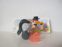 Kinder Surprise Deutch 1999/ 2000 : N° 649279 + BPZ - Montables