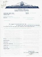 N.V. IJzergieterij En Handel Mij. V/h Th. Thijsen & Zonen, Tegelen, 1940 - Netherlands