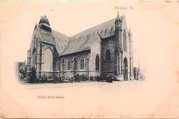 - Dpts Div -ref-AR949- Nord - Douai - Eglise Notre Dame - Carte Bon Etat - - Douai