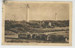 LE TOUQUET PARIS PLAGE - Les Phares (tramway ) - Le Touquet