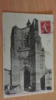 CPA -  VILLEFRANCHE DE ROUERGUE - Le Clocher De L'église Notre Dame - Villefranche De Rouergue