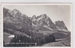 Petit Mont. Amelier, Dents De Ruth Et Savigny. Chalet D'alpage - FR Fribourg