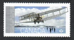 Sc. # 2317 First Flight, Silver Dart Used 2009 K658 - 1952-.... Règne D'Elizabeth II