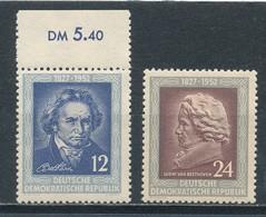 DDR 300/01 ** Mi. 7,- - Unused Stamps