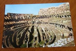 ROMA Colosseo  Cartolina Non Viaggiata - Colisée