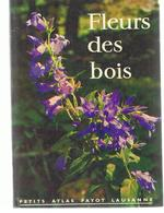 Fleurs Des Bois Par Walter Rytz N°14 Petit Atlas De La Librairie Payot Lausanne Non Daté Des Années 1970 - Wissenschaft