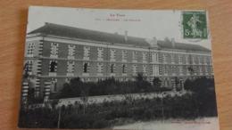 CPA -  165. GAILLAC - Le Collège - Gaillac