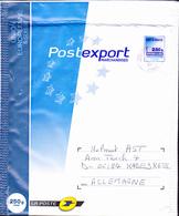 Frankreich France - Postexport 250 G EU/Schweiz (MiNr: ??)  - Gebraucht - Entiers Postaux