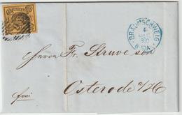 Braunschweig: Brief Nach Osterode; EF Nr. 6a - Brunswick