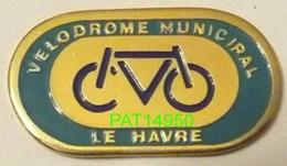 VELODROME MUNICIPAL LE HAVRE VELO  CYCLISME Dpt 76 SEINE MARITIME - Ciclismo