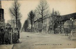52 . Saint Dizier - Avenue De Bar - Saint Dizier