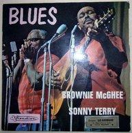 Blues : Sonny Terry - Brownie McGhee EP 45 - Blues